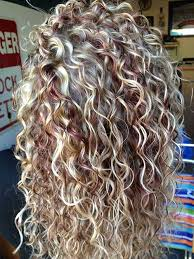 curly hair with lowlights 34 new curly perms for hair hairstyles haircuts 2016 2017
