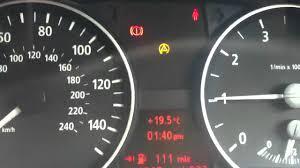 warning lights on bmw 1 series dashboard bmw 1series warning lights