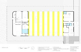 Fire Station Floor Plans Gallery Of Firestation For The City Of Puurs Compagnie O