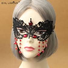 bead masks 3pcs lot vire dangle bead mask