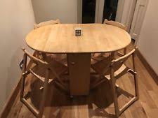 Folding Dining Table And Chairs Folding Dining Table And Chairs Ebay
