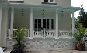 verande design the different options from veranda fencing that match with your