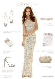 sequined wedding dress a sparkling sequin wedding gown