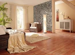 wohnzimmer steintapete haus renovierung mit modernem innenarchitektur geräumiges