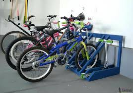 attached imagesbike racks for garage walmart bike rack wall uk