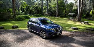nissan pathfinder reviews 2017 2017 nissan pathfinder st awd review caradvice