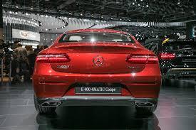 mercedes e400 coupe 2018 mercedes e400 coupe look automobile magazine