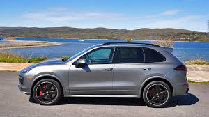 porsche suv blacked out 2017 porsche cayenne gts first drive review