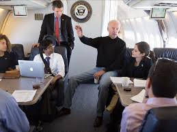 Air Force One Layout Interior Vice President Biden U0027s Trips In Air Force Two Business Insider