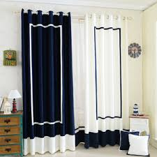 navy and white curtains navy white stripe shower curtain