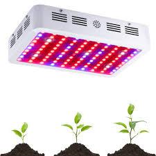 Full Spectrum Led Grow Lights 1000w Full Spectrum Led Grow Light 410 730nm Online Lighting