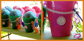Pool Party Decoration Ideas Flip Flop Pool Party Week Favor And Activity Ideas Party On Purpose