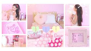Diy Girly Room Decor Diy Valentines Day Room Decor Girly Youtube