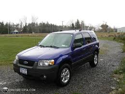 Ford Escape Limited - 2006 ford escape information and photos zombiedrive