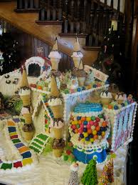 holiday gingerbread from mohonk mountain house resort
