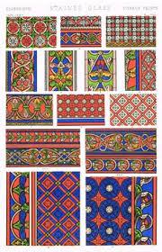 the grammar of ornament owen jones renaissance no 6 pattern