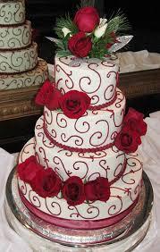 christmas wedding cakes four tiers christmas wedding cake wedding cake cake ideas by