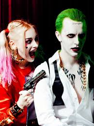 The Joker And Harley Quinn Halloween Costumes He Joker And Harley Quinn Cosplay By Sergey Chekhranov And