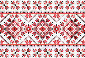 ukraine pattern vector ukraine pattern 5 free vector graphic download