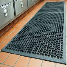 8 reasons why drainage kitchen rubber mats are essential in any