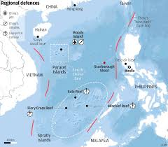 East China Sea Map by Reviewing Where World War 3 Could Breakout Nextbigfuture Com