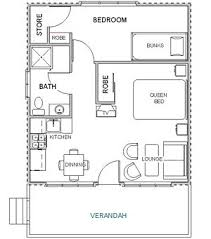 one bedroom cottage floor plans family home plans picmia