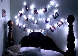 guirlande pour chambre fabriquer une guirlande lumineuse porte photos guirlandes