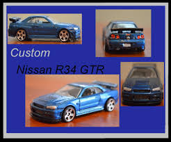 nissan hotwheels wheels custom nissan gtr r34 v2 by csx5344 on deviantart