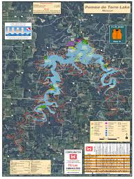 Ohio Public Hunting Land Maps lake map aerial jpg