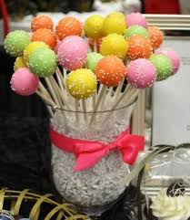 Cake Pop Decorations For Baby Shower 15 Best Cake Pop Center Pieces Images On Pinterest Cake Pop