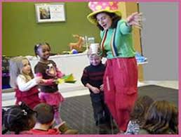 magician nyc childrens birthday magic clown entertainment
