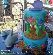 Ocean Cake Decorations 91 Best Kaizley U0027s Birthday Wishes Images On Pinterest Birthday