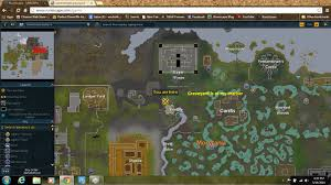 Runescape 2007 World Map by Qtrixie U0027s U0026 Yivdo U0027s Runescape Blog We Do The Work So You Don U0027t