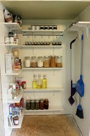 turn a closet into a pantry backroom home u0026 organization