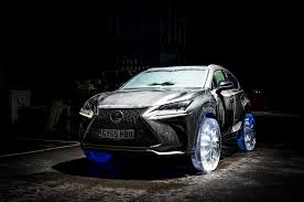 lexus hoverboard being ridden watch the lexus nx ride on ice wheels w video