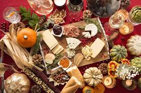thanksgiving cheese board usa