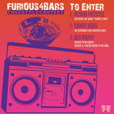 win ramen for a year with furious4bars freestyle contest