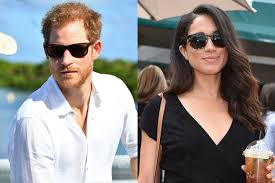 harry and meghan markle the first photos of prince harry and meghan markle together have
