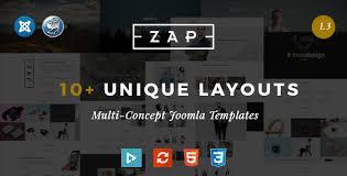 zap multipurpose responsive virtuemart joomla templates