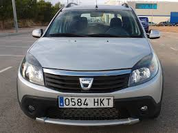 renault sandero stepway 2012 second hand dacia sandero stepway for sale san javier murcia