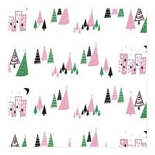 modern christmas wrapping paper wrapping paper marketplace minted