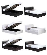 small double bed with storage beds u0026 bed frames ebay