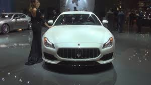 maserati quattroporte gts 2017 maserati quattroporte gts 2017 exterior and interior youtube