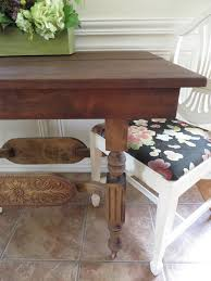 How To Remove Stains From Wood Table Remodelaholic Step By Step How To Refinish Wood Furniture