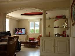 decoration en platre supérieur couleur peinture salon salle a manger 5 indogate