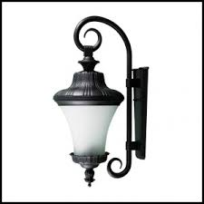 Ceramic Outdoor Wall Sconces 6