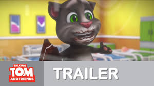 my talking tom official trailer