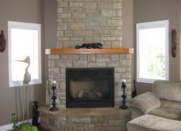 corner stone fireplace design ideas home interior u0026 exterior