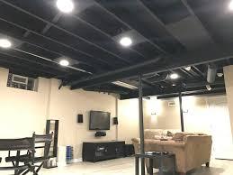 smart idea paint basement ceiling carri us home painting a