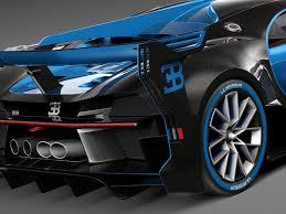 bugatti concept bugatti concept race car bugatti vision gran turismo